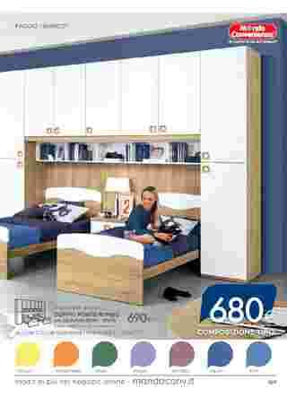 Mondo Convenienza - offerte valide dal 02.09.2020 al 06.01.2021 - pagina 109.