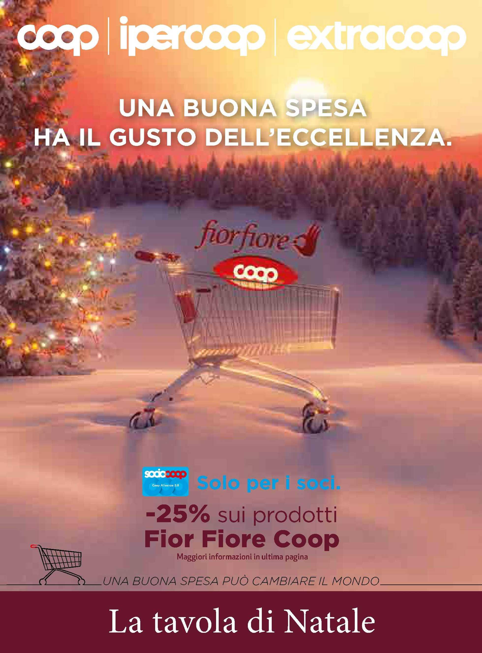 Ipercoop (Coop Alleanza) - offerte valide dal 24.11.2020 al 31.12.2020 - pagina 1.