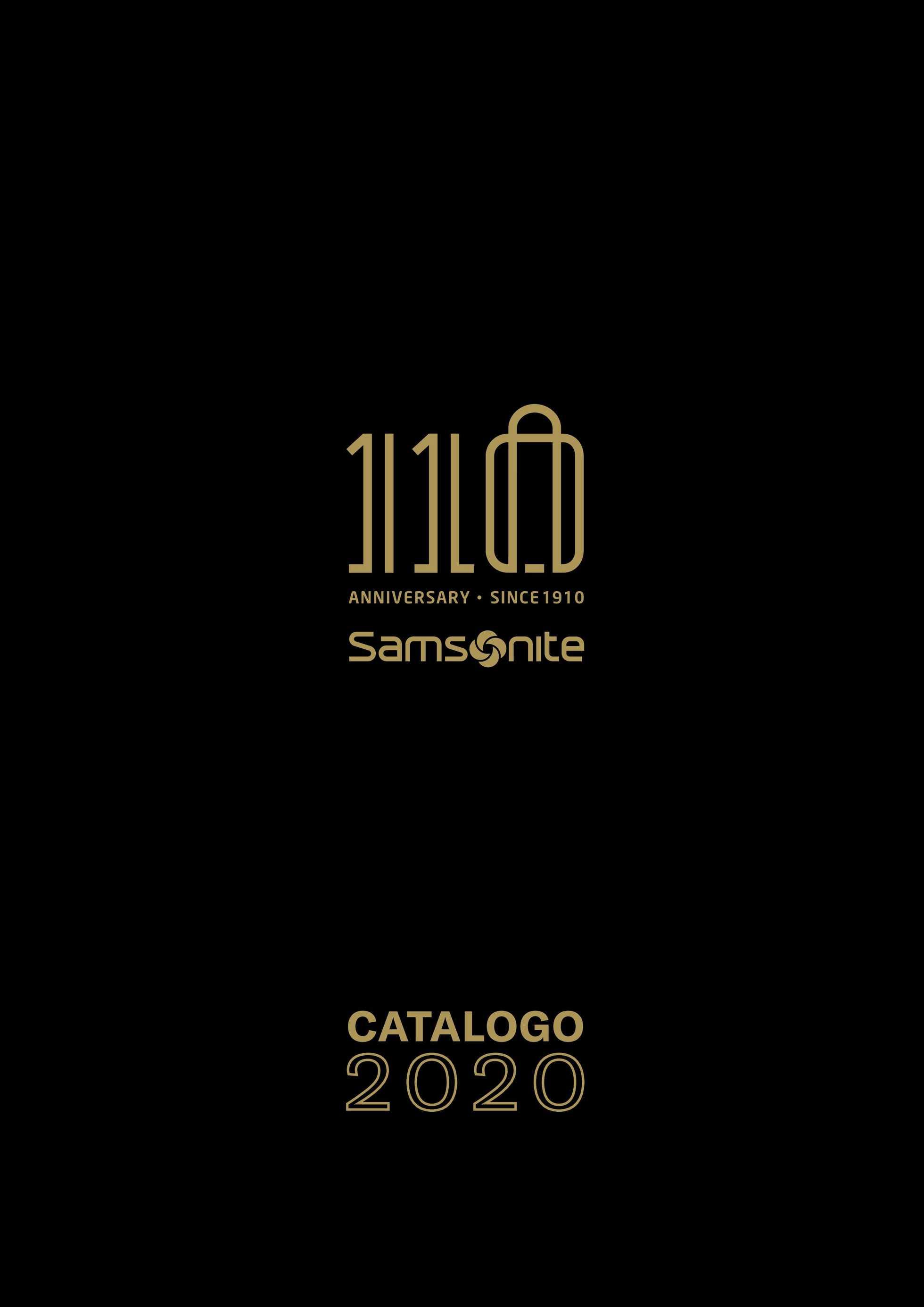 Samsonite - offerte valide dal 01.03.2020 al 31.12.2020 - pagina 1.