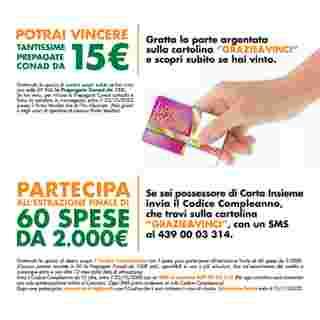 Conad - offerte valide dal 30.09.2020 al 11.10.2020 - pagina 30.