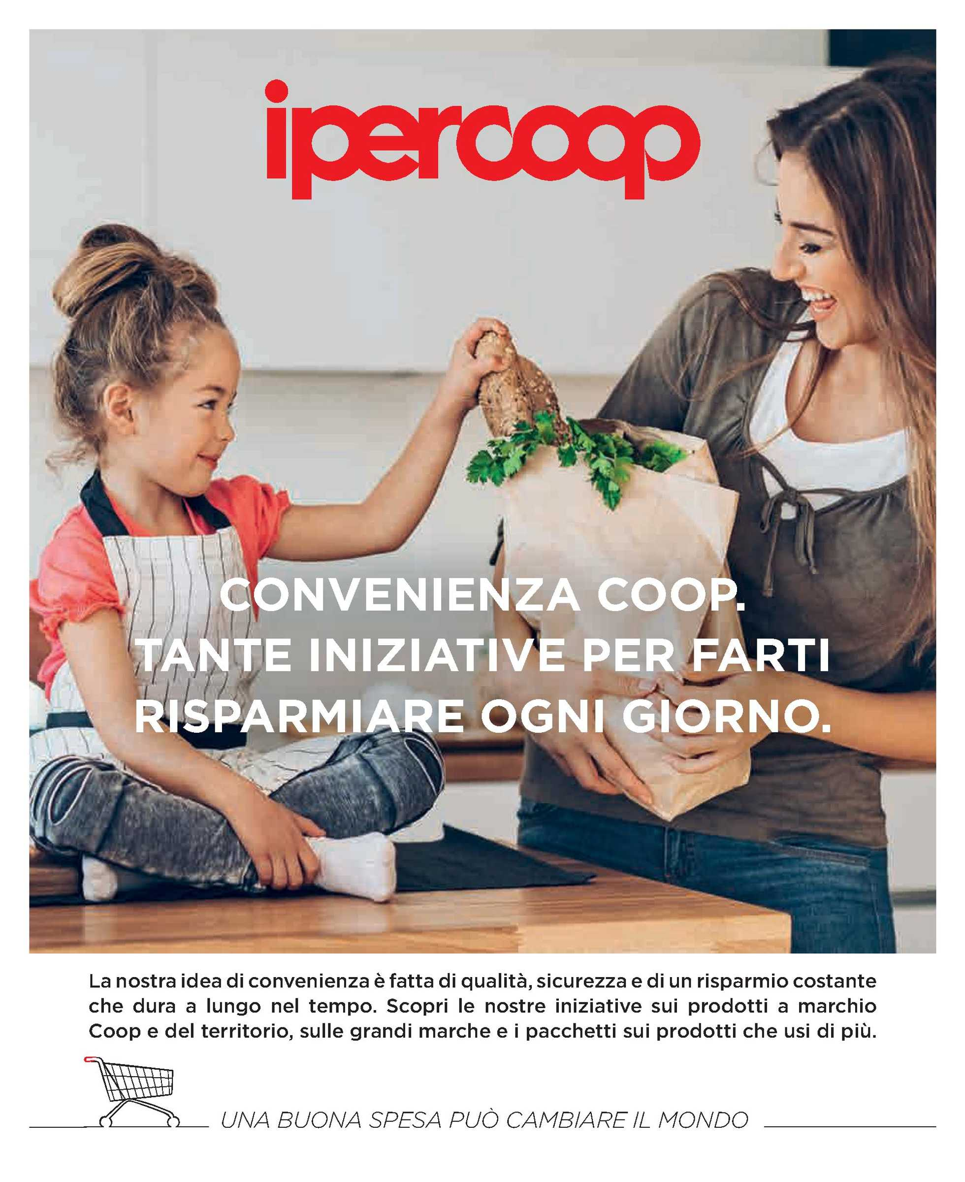 Ipercoop - offerte valide dal 25.06.2020 al 22.07.2020 - pagina 1.