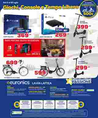 Euronics - offerte valide dal 02.07.2020 al 15.07.2020 - pagina 16.