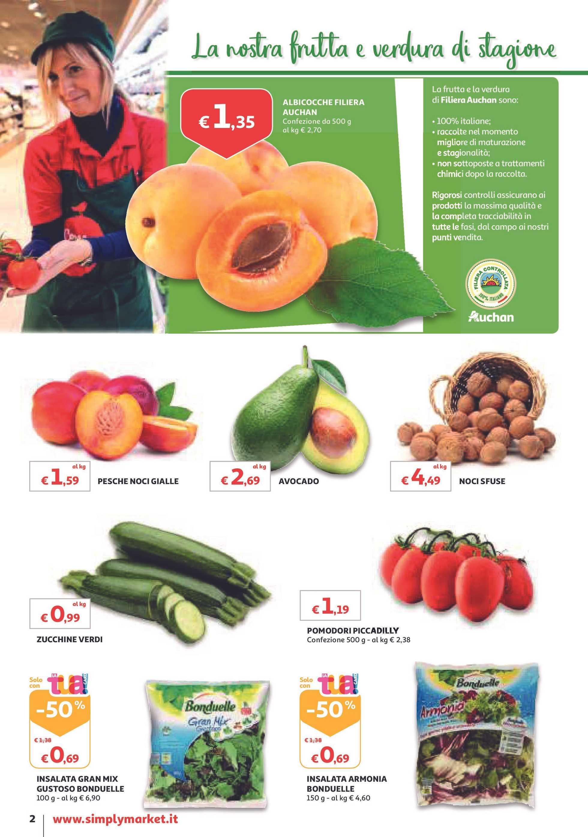 Simply Market - offerte valide dal 01.07.2019 al 10.07.2019 - pagina 2.