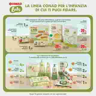 Conad - offerte valide dal 03.09.2020 al 16.09.2020 - pagina 25.