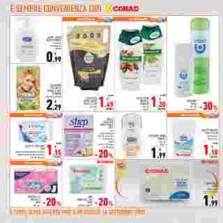 Conad - offerte valide dal 03.09.2020 al 16.09.2020 - pagina 26.