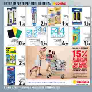 Conad - offerte valide dal 03.09.2020 al 16.09.2020 - pagina 28.