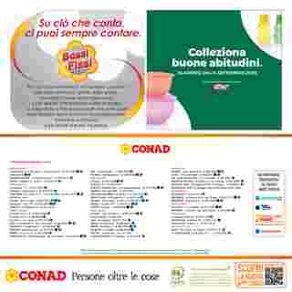 Conad - offerte valide dal 03.09.2020 al 16.09.2020 - pagina 32.