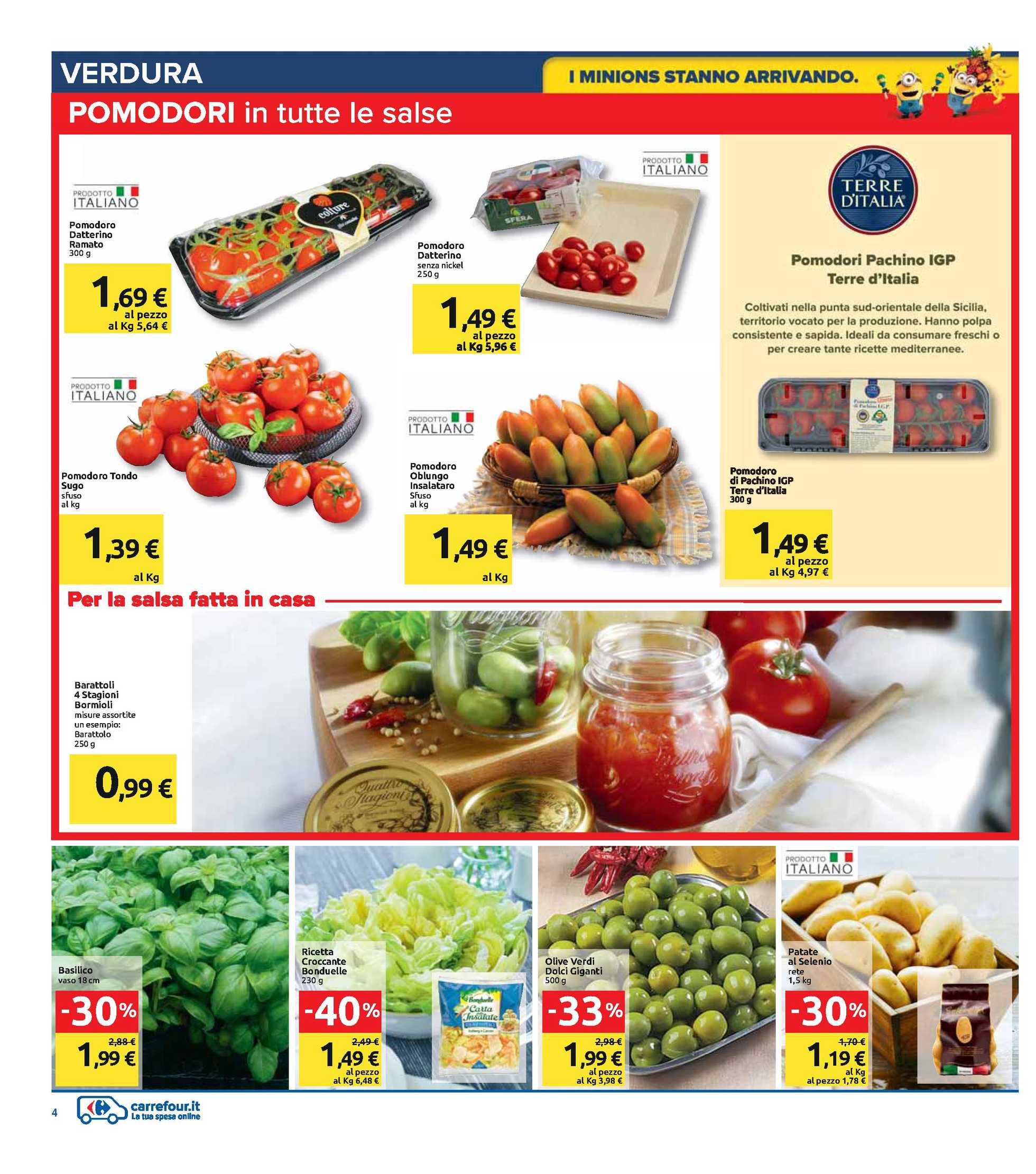 Carrefour Iper - offerte valide dal 19.08.2020 al 27.08.2020 - pagina 4.