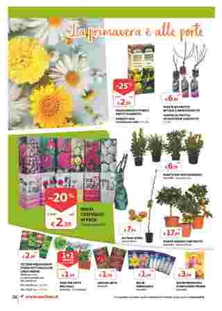 Auchan - offerte valide dal 01.03.2019 al 10.03.2019 - pagina 22.