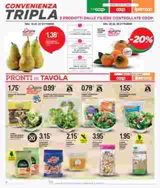 Coop Centro Italia - offerte valide dal 15.10.2020 al 28.10.2020 - pagina 10.