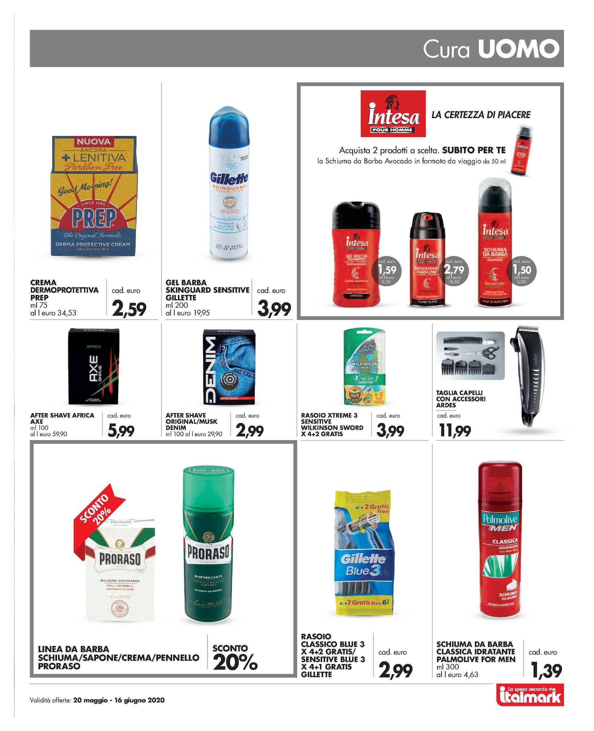 Italmark - offerte valide dal 20.05.2020 al 16.06.2020 - pagina 3.