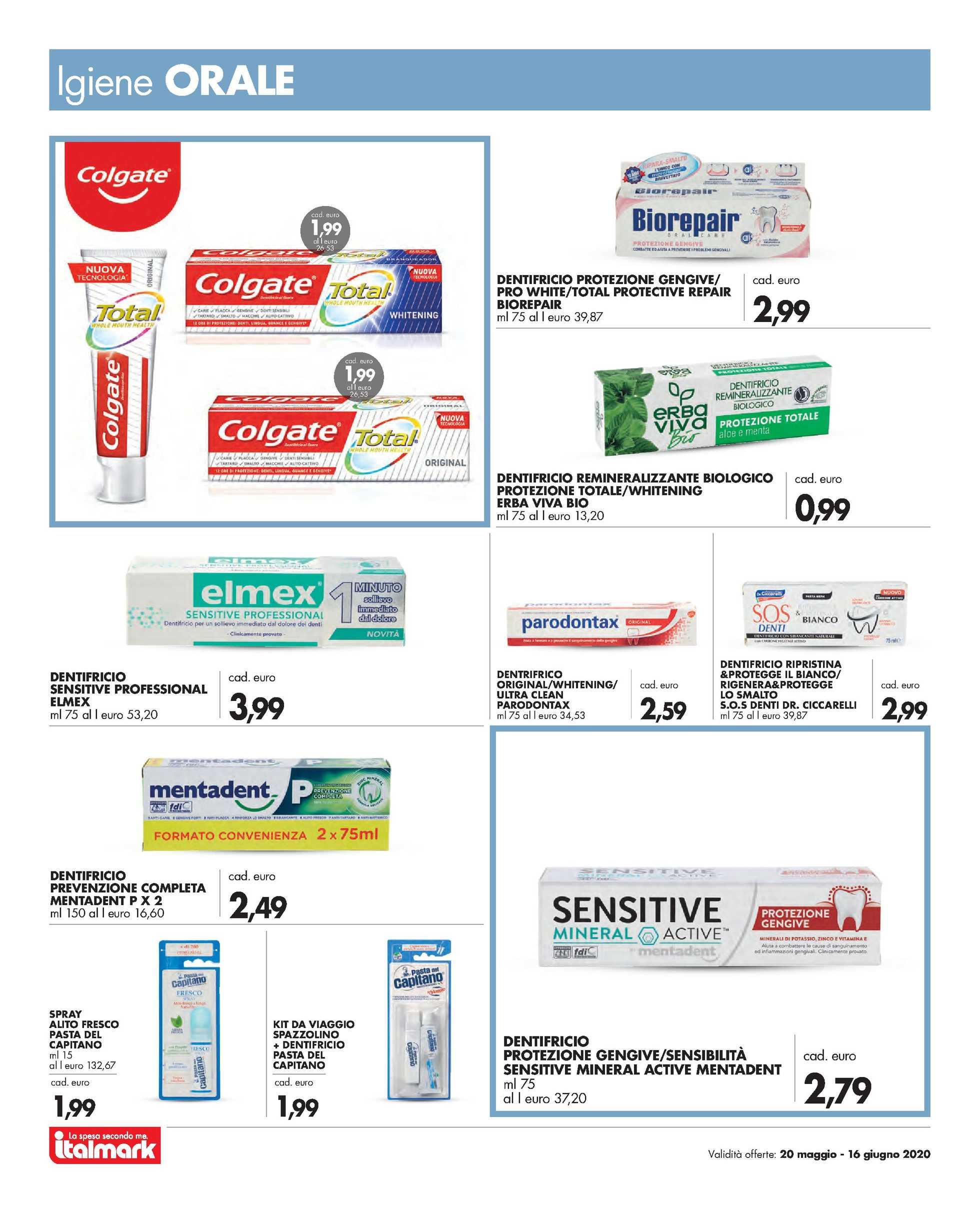 Italmark - offerte valide dal 20.05.2020 al 16.06.2020 - pagina 4.