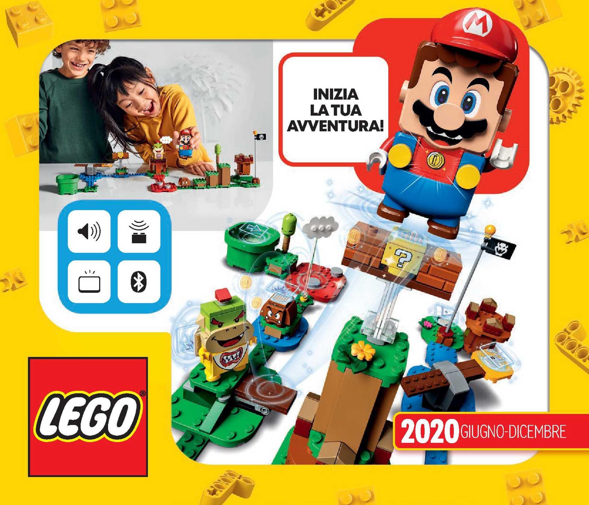 Lego - offerte valide dal 01.07.2020 al 31.12.2020 - pagina 1.
