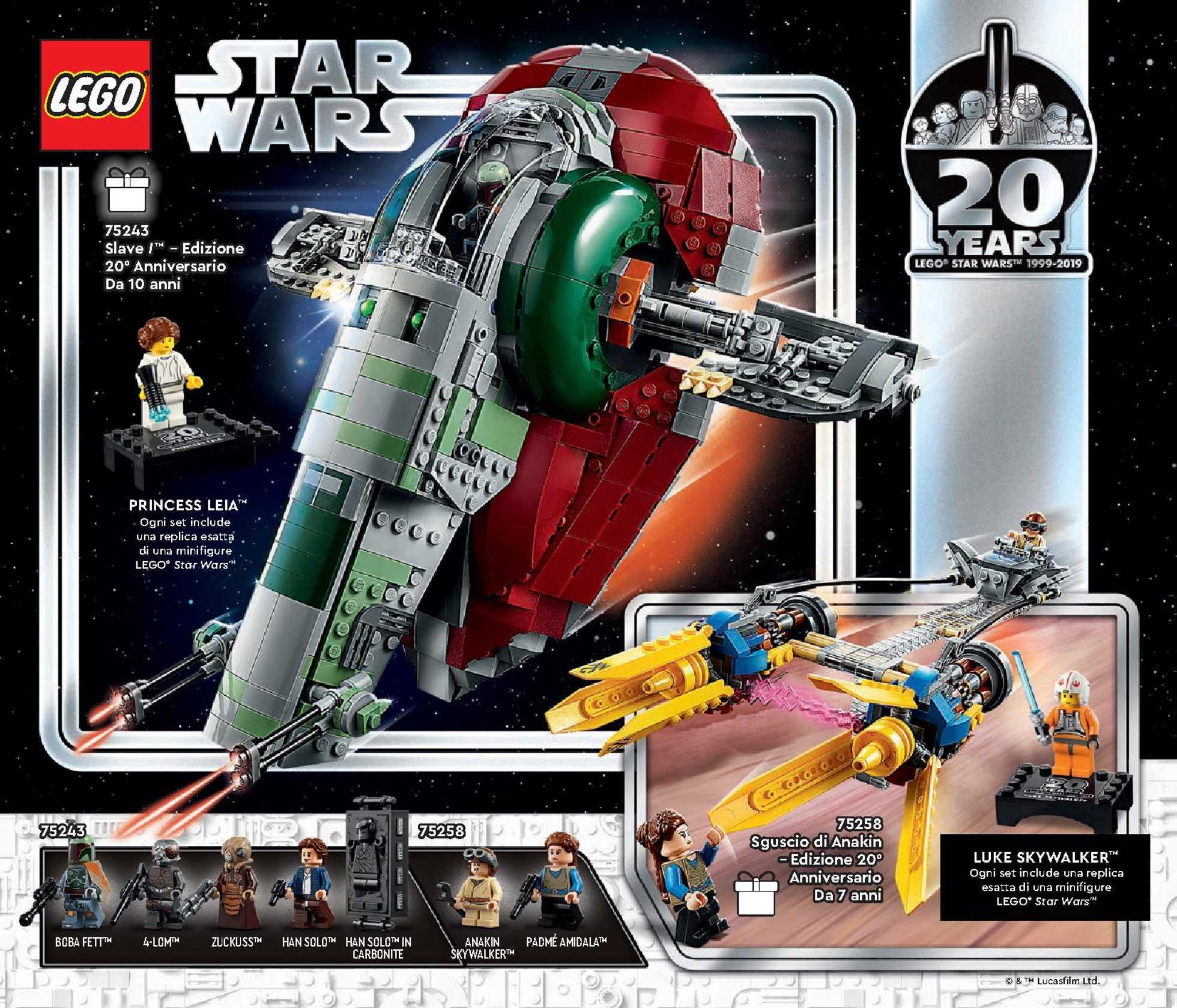 Lego - offerte valide dal 01.07.2020 al 31.12.2020 - pagina 3.