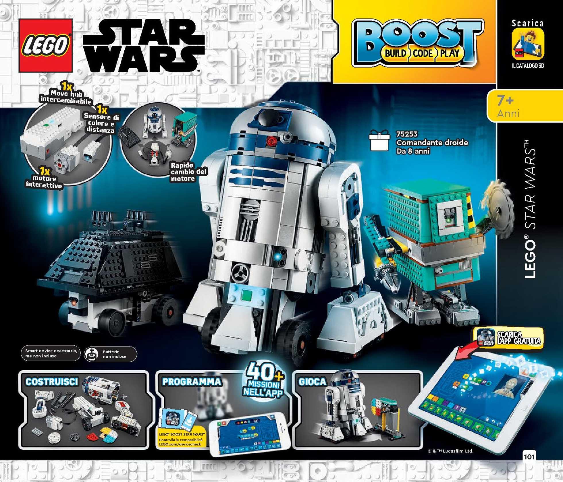 Lego - offerte valide dal 01.07.2020 al 31.12.2020 - pagina 4.