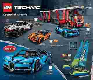 Lego - offerte valide dal 01.07.2020 al 31.12.2020 - pagina 16.