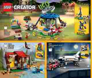 Lego - offerte valide dal 01.07.2020 al 31.12.2020 - pagina 24.