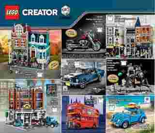 Lego - offerte valide dal 01.07.2020 al 31.12.2020 - pagina 27.