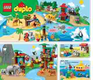 Lego - offerte valide dal 01.07.2020 al 31.12.2020 - pagina 38.