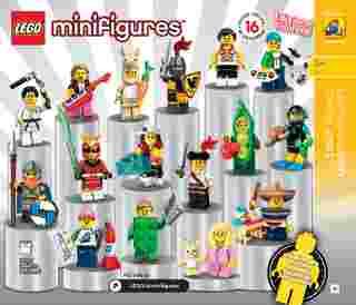 Lego - offerte valide dal 01.07.2020 al 31.12.2020 - pagina 67.