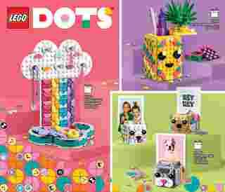 Lego - offerte valide dal 01.07.2020 al 31.12.2020 - pagina 70.