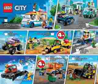 Lego - offerte valide dal 01.07.2020 al 31.12.2020 - pagina 81.