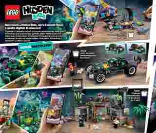 Lego - offerte valide dal 01.07.2020 al 31.12.2020 - pagina 88.