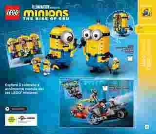 Lego - offerte valide dal 01.07.2020 al 31.12.2020 - pagina 95.