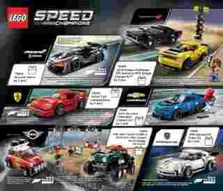 Lego - offerte valide dal 01.07.2020 al 31.12.2020 - pagina 107.