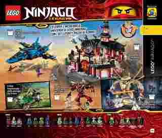 Lego - offerte valide dal 01.07.2020 al 31.12.2020 - pagina 119.