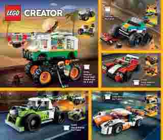 Lego - offerte valide dal 01.07.2020 al 31.12.2020 - pagina 120.