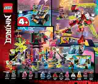 Lego - offerte valide dal 01.07.2020 al 31.12.2020 - pagina 123.