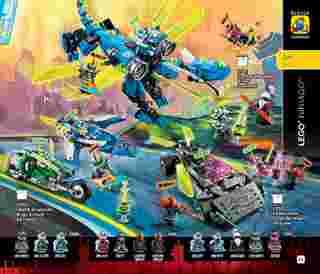 Lego - offerte valide dal 01.07.2020 al 31.12.2020 - pagina 124.