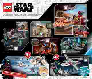 Lego - offerte valide dal 01.07.2020 al 31.12.2020 - pagina 140.