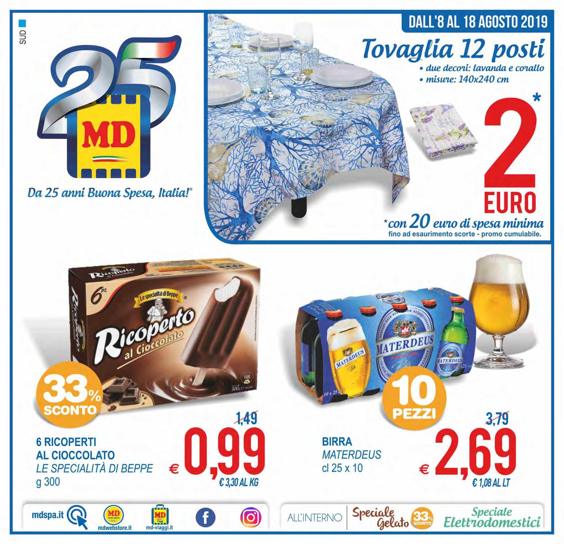 Volantino MD Discount a Marano di napoli: offerte, negozi e ...