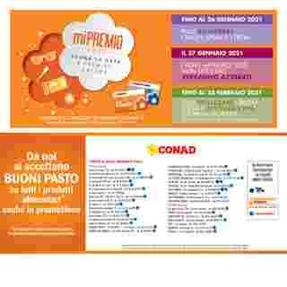Conad - offerte valide dal 13.01.2021 al 24.01.2021 - pagina 23.