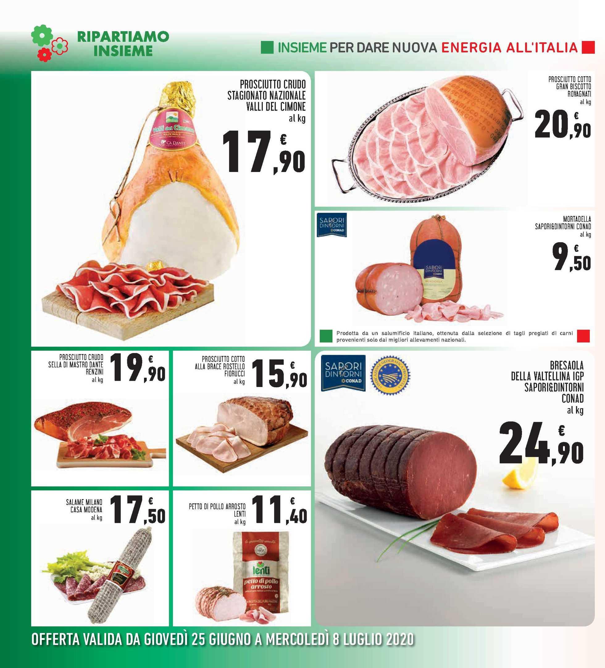 Conad Ipermercato - offerte valide dal 25.06.2020 al 08.07.2020 - pagina 4.