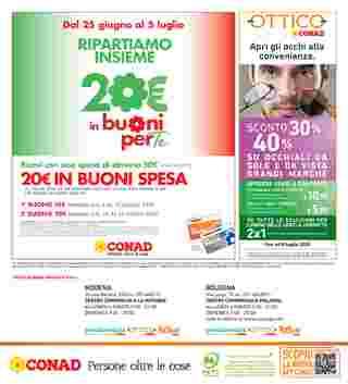 Conad Ipermercato - offerte valide dal 25.06.2020 al 08.07.2020 - pagina 43.
