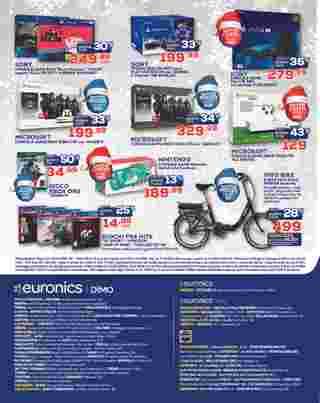 Euronics Bruno - offerte valide dal 12.12.2019 al 31.12.2019 - pagina 16.