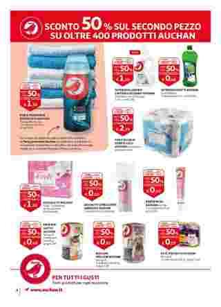 Auchan - offerte valide dal 21.03.2019 al 01.04.2019 - pagina 21.