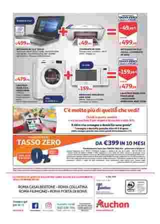 Auchan - offerte valide dal 01.03.2019 al 10.03.2019 - pagina 32.