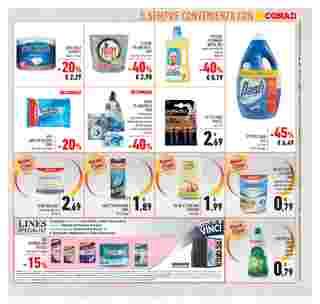 Conad - offerte valide dal 05.08.2020 al 17.08.2020 - pagina 15.