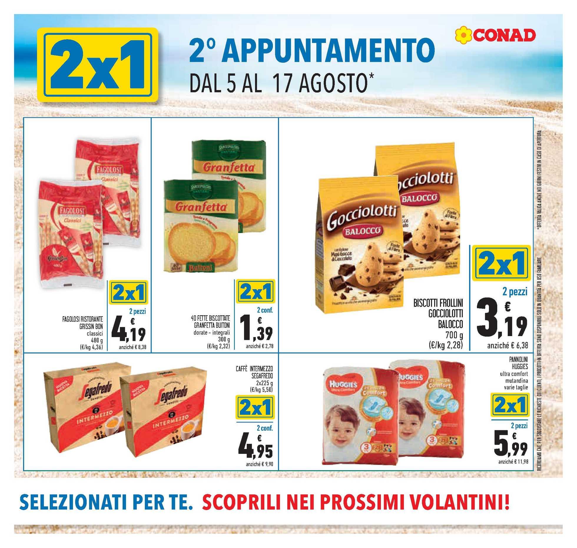 Conad - offerte valide dal 05.08.2020 al 17.08.2020 - pagina 3.