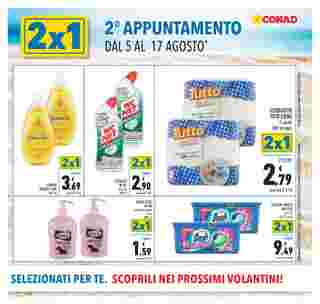 Conad - offerte valide dal 05.08.2020 al 17.08.2020 - pagina 5.