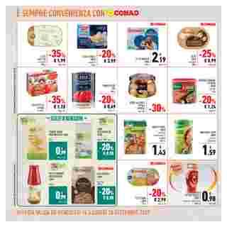 Conad - offerte valide dal 16.09.2020 al 28.09.2020 - pagina 10.