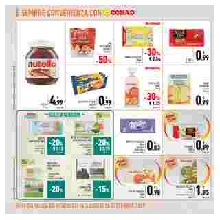 Conad - offerte valide dal 16.09.2020 al 28.09.2020 - pagina 12.