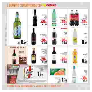Conad - offerte valide dal 16.09.2020 al 28.09.2020 - pagina 14.