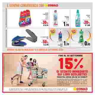 Conad - offerte valide dal 16.09.2020 al 28.09.2020 - pagina 18.