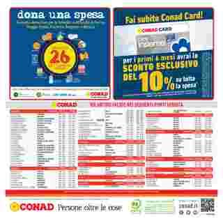 Conad - offerte valide dal 16.09.2020 al 28.09.2020 - pagina 32.