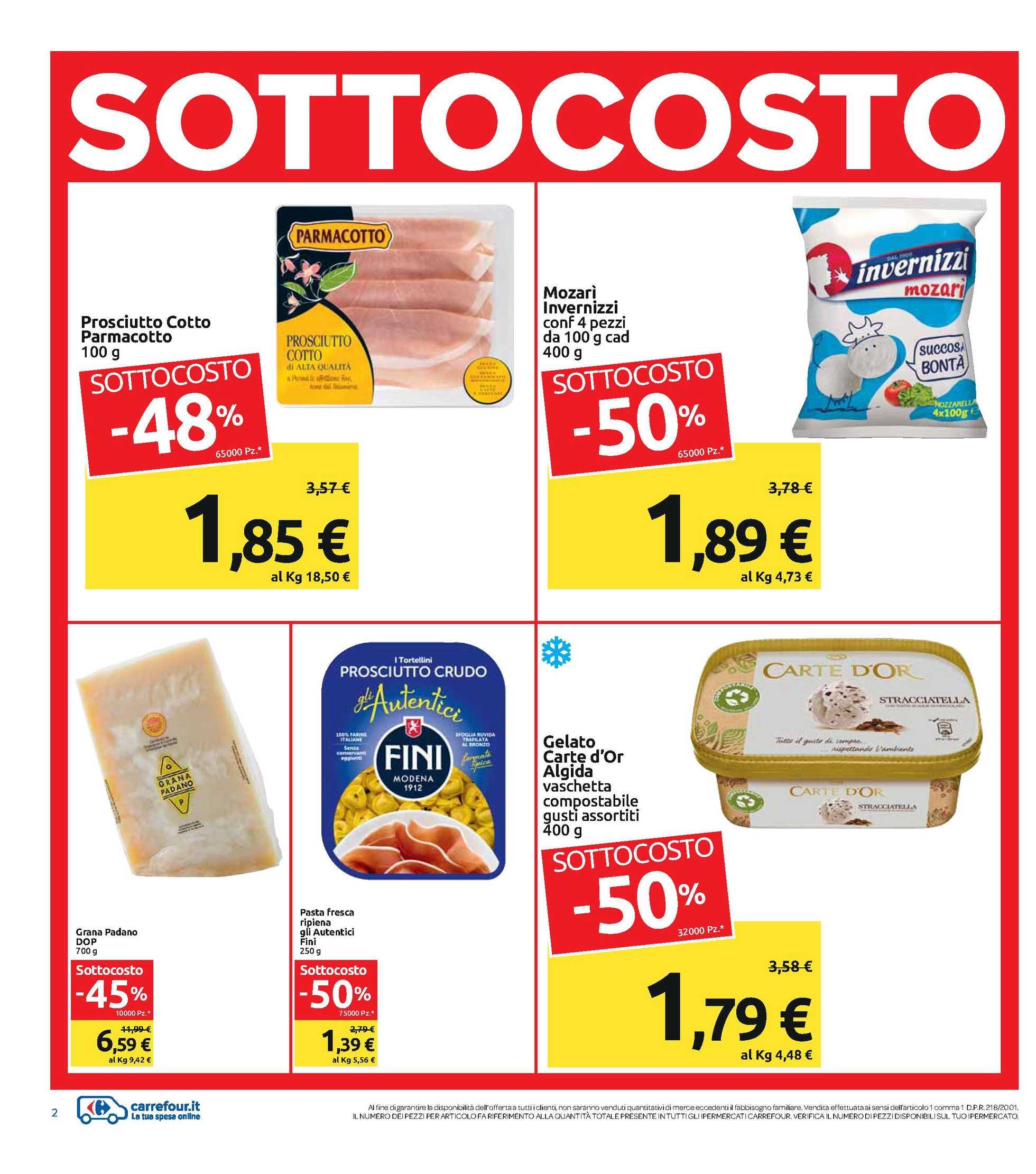 Carrefour Iper - offerte valide dal 28.08.2020 al 06.09.2020 - pagina 2.